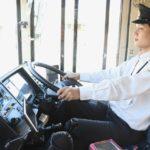 バス運転手候補生